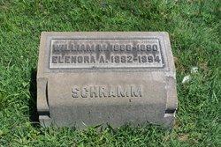 William M Schramm
