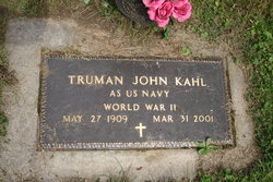 Truman John Kahl