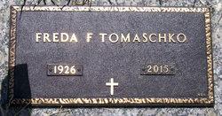 Freda F. <I>Knapp</I> Tomaschko