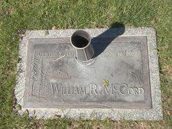 William R. McCord