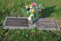Frances Marian <I>Combs</I> Armstrong