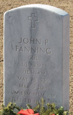 Col John P Fanning