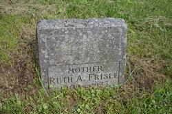 Ruth A. <I>Kahl</I> Frisle