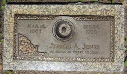 Jerrod A. Jones