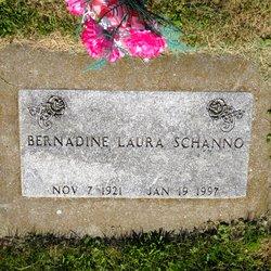 Bernadine Laura Schanno