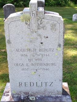 August H Redlitz