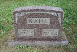 Edith H. <I>Schmidt</I> Kahl