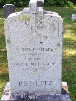 Olga E <I>Rothenburg</I> Redlitz