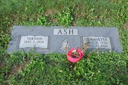 Vernon M Ash