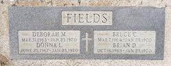 Deborah M. Fields