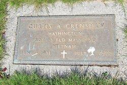 Sgt Curtis A. Crenshaw
