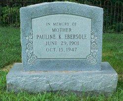 Pauline K Ebersole