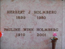 Herbert J Holmberg