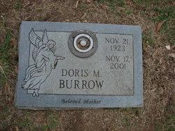 Doris M Burrow