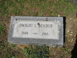 Dwight L. Bender