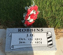 J D Robbins