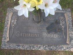 Catharine Paradis