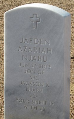 Jaeden Azariah Njaru