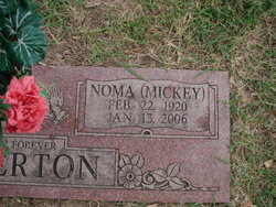Noma (Mickey) Pinkerton