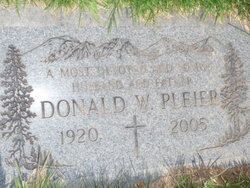 Donald William Pleier