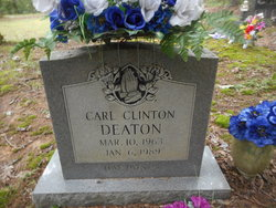 Carl Clinton Deaton