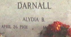 Alydia B. Darnall