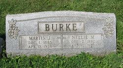 Nellie Mae <I>Drummond</I> Burke