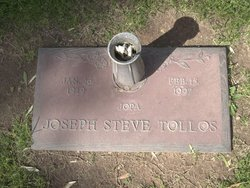 "Joseph Steve ""Jopa"" Tollos"