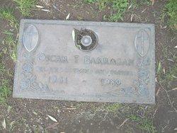 Oscar T. Barragan