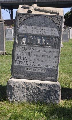 Edward A. Dillon
