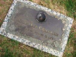 Melba Lee Childress