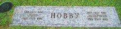 Josephine Hobby