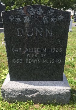 Alice M Dunn