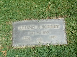 Roland Appleton Schmidt