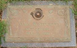 Alma M. Stuckey