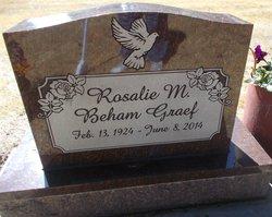 Rosalie Muriel <I>Beham</I> Graef