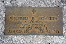 Wilfred R. Roberts