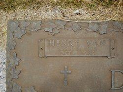 Henry Van Davis