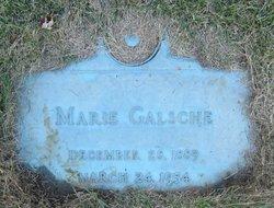Marie <I>Budny Salb</I> Galsche