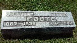 """James Elbert """"Bert"""" Foote"""