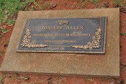 Ida Lee Allen