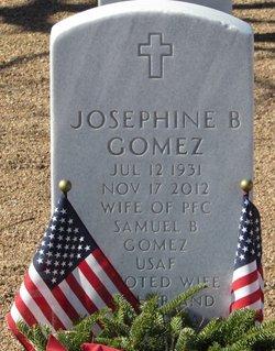 Josephine B Gomez
