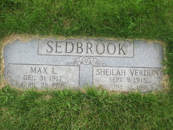Max L. Sedbrook