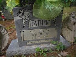 """William """"Bill"""" Deaton"""