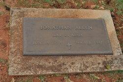 Maj Jonathan Allen