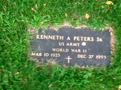 Kenneth Peters, Sr.