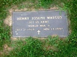 Henry Joseph Walgus