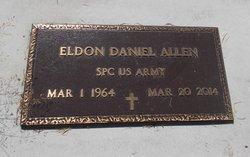 Eldon Daniel Allen