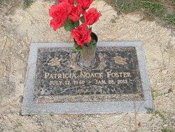 Patricia <I>Noack</I> Foster