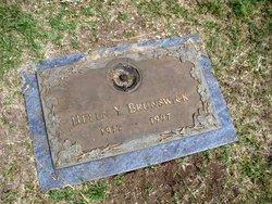 Helen Y Brunswick